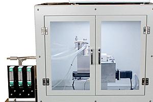 酸化物成膜装置(ミストCVD法)のイメージ